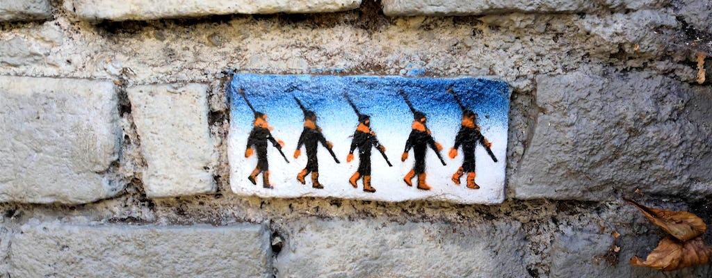 Self-guided discovery walk in Prague's Mala Strana