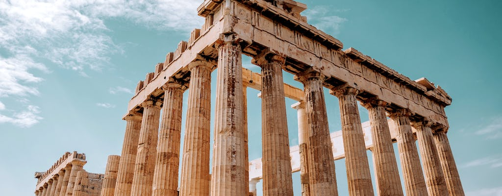Discovery Game Athens hidden gems and history