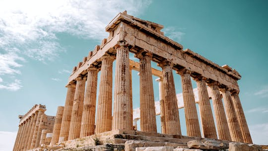 Self-guided Discovery Walk in Athens hidden gems and history