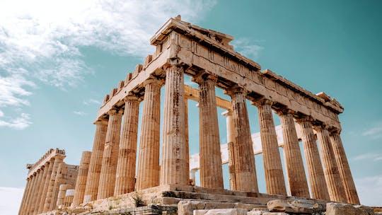 Discovery Walk autoguiado en Atenas, gemas ocultas e historia