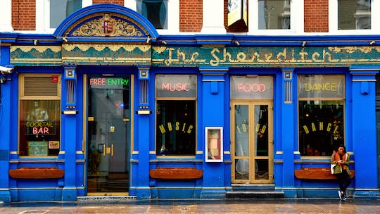 Self-guided Discovery Walk in London's Hackney and Shoreditch boroughs