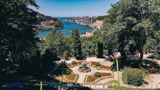Discovery Game Porto's Jardins do Palacio de Cristal bajkowe widoki i lepsze rozmowy