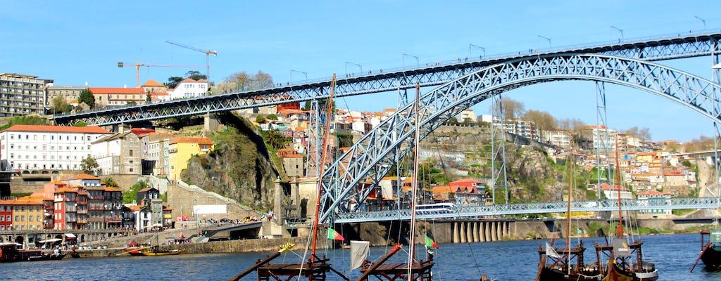 Discovery Game Porto's Vila Nova de Gaia views and Port wines
