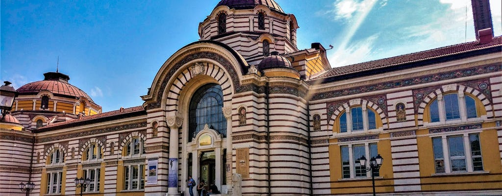 Caminhada de descoberta autoguiada no centro de Sofia - 7 milênios de segredos