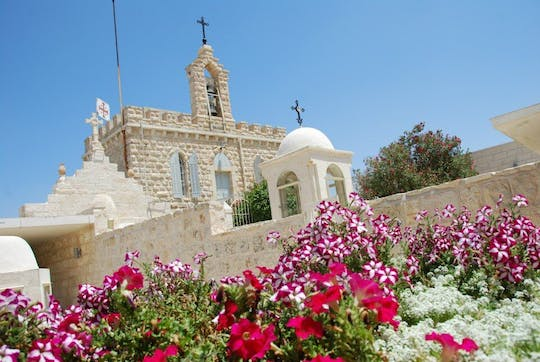 Half-day tour of Bethlehem from Jerusalem