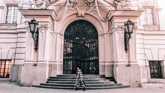 Samodzielny spacer po hipsterskich hangoutach w Bratysławie i hotspotach Instagramm