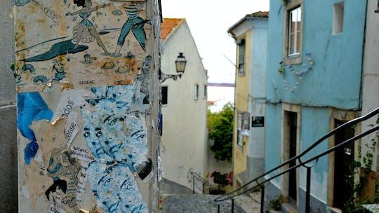 Promenade découverte autoguidée dans l'Alfama et Graça de Lisbonne