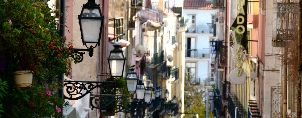 Self-guided Discovery Walk in Lisbon's historic neighborhoods with the best views, food and stories