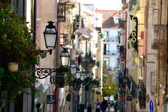 Self-guided Discovery Walk in Lisbon's historic neighborhoods with views, food and stories