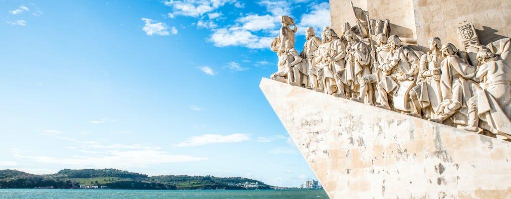 Selbstständige Entdeckungstour im Stadtteil Belém von Lissabon