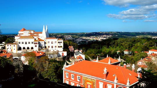 Discovery Game Sintra's town and palaces fairytales and views