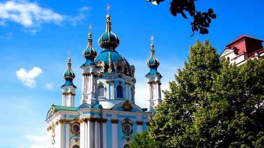 Promenade découverte autoguidée dans la transformation de Kiev à travers les siècles