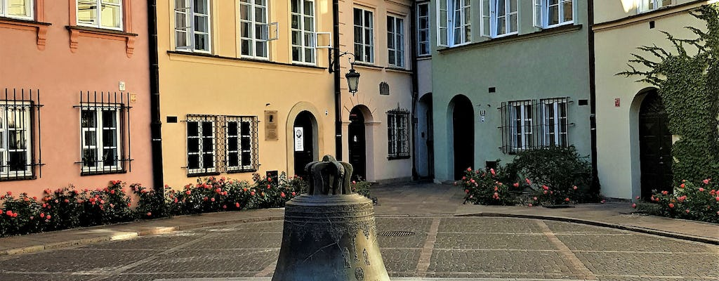 Self-guided Discovery Walk in Warsaw historic riddle route