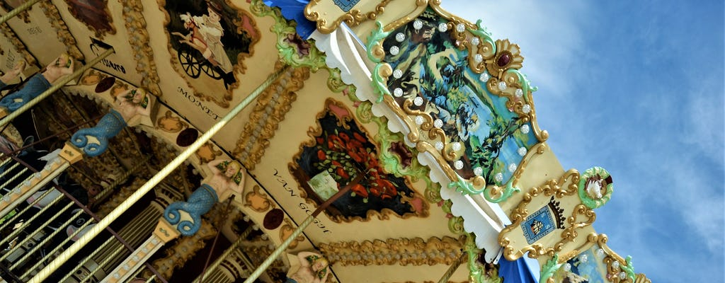 Discovery Game San Sebastian pintxos, plazas and parks
