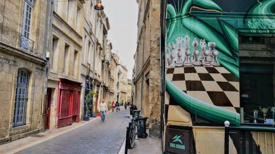 Самонаводящиеся открытие ходьбы в центр города Бордо