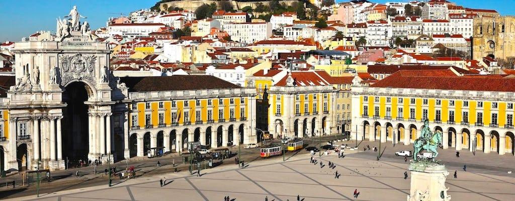 Excursão turística em Lisboa com Sintra