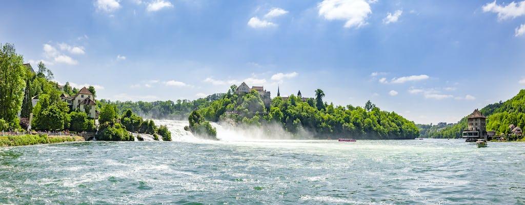 Excursão de meio dia a Stein am Rhein e Schaffausen Rhine Falls de Zurique