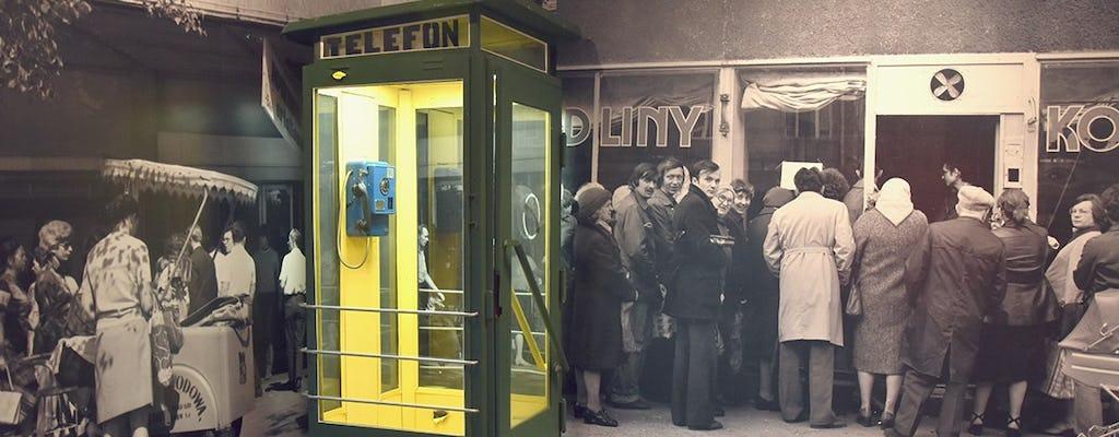 Museo della vita sotto il comunismo a Varsavia biglietto d'ingresso