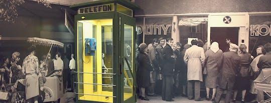 Museum of Life under Communism in Warschau toegangsbewijs
