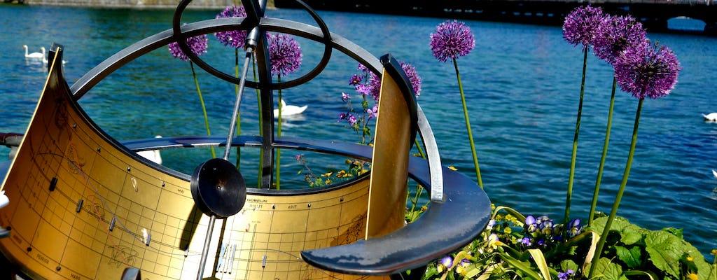 Discovery Walk autoguiado en la zona del lago de Ginebra