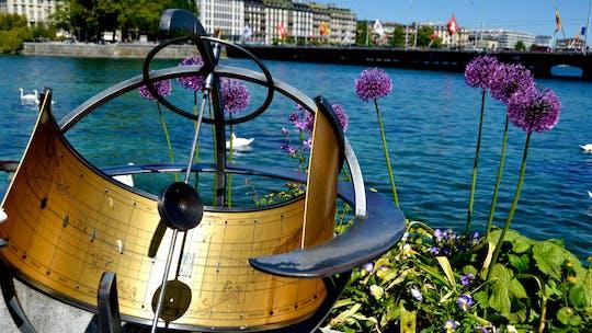 Self-guided Discovery Walk in Geneva's lake area