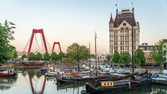 Self-guided Discovery Walk of Rotterdam's sights and secrets