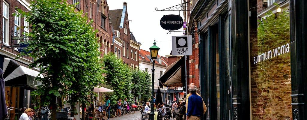 Discovery Walk autoguidato ad Haarlem: i segreti delle sue strade dorate