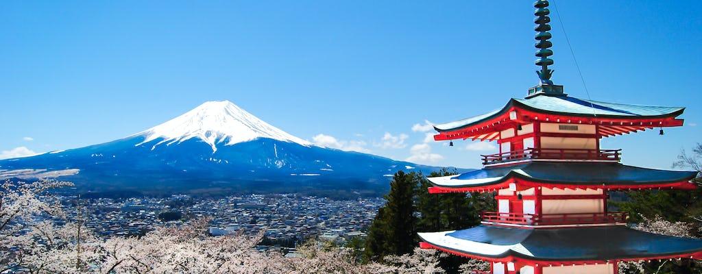 Экскурсию на гору Фудзи и Ошино Хаккай