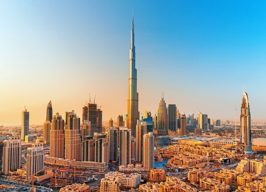 Burj Khalifa tickets with Dubai Aquarium