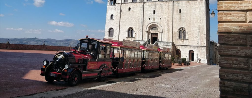 Tickets for the Gubbio Express