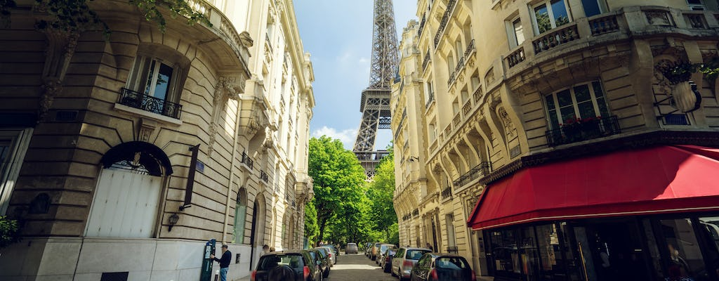 Paris discovery tour in small group