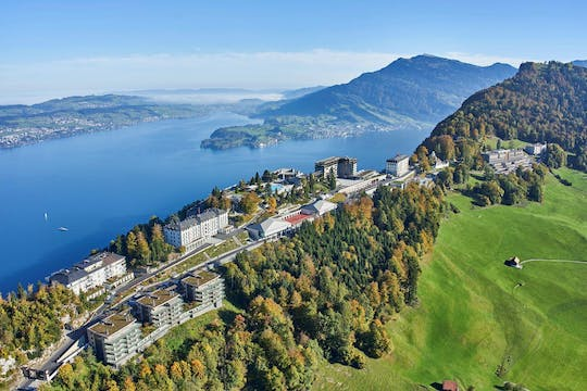 1-day tour to Lucerne and Bürgenstock  from Zurich
