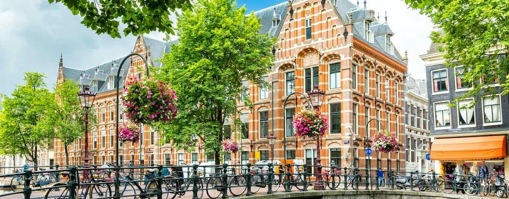 Amsterdam tesoro nascosto gioco di esplorazione della città