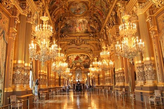 Visita guiada al Palacio Garnier