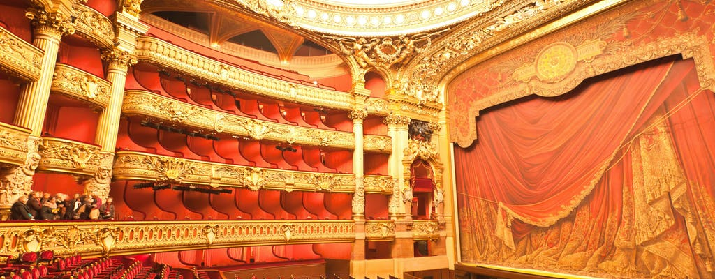 Visita exclusiva al Palacio Garnier a última hora de la tarde