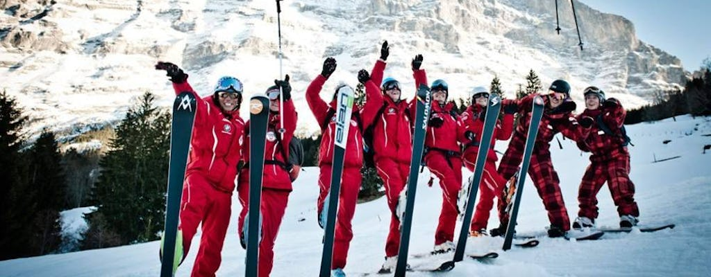 Swiss ski experience from Lucerne