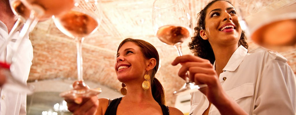 Wine tasting and winery tour at Monte del Frà