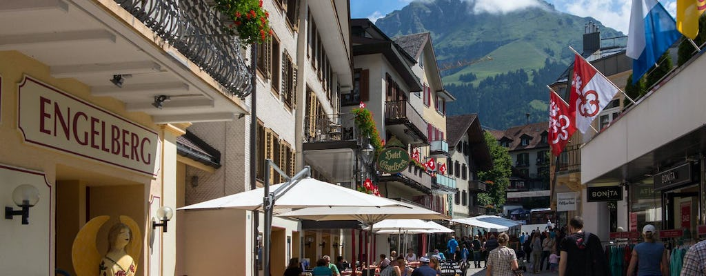 1-day tour to Lucerne and Engelberg from Zürich