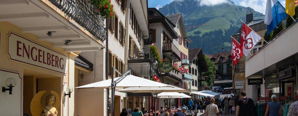 Excursão de 1 dia a Lucerna e Engelberg saindo de Zurique