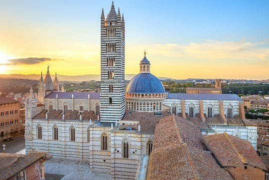 Siena, San Gimignano, Pisa and Chianti day trip with typical lunch