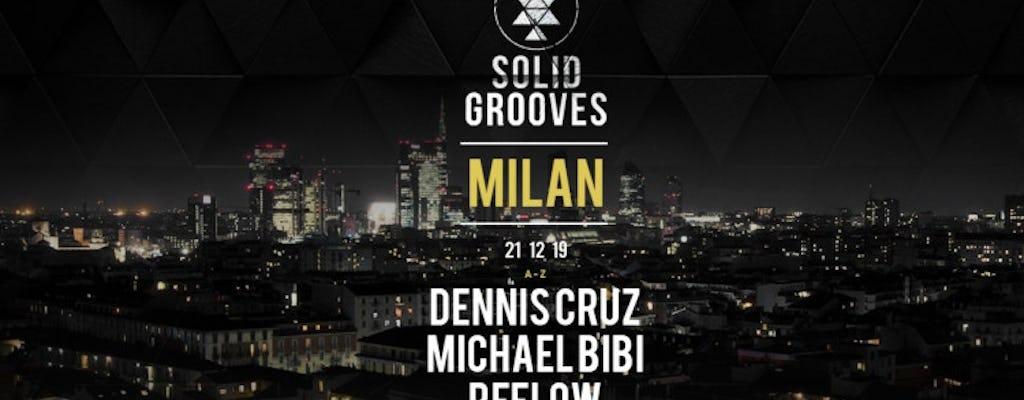 Solid Grooves - Milan W- Dennis Cruz, Michael Bibi, Reelow