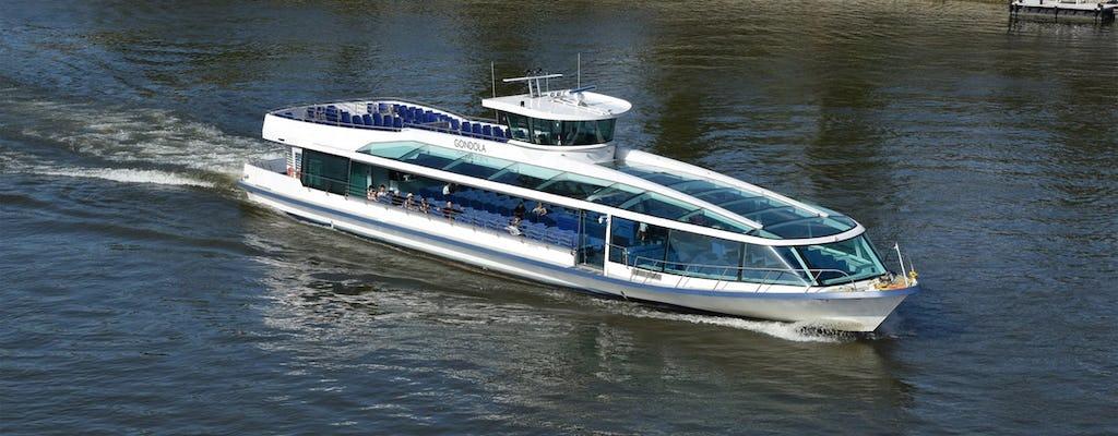 Crucero turístico de 1 hora por la noche en Budapest - Danube Legend