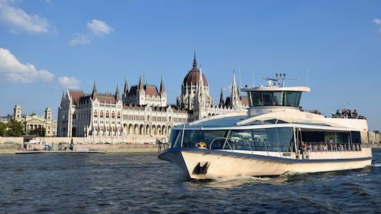 Дневной круиз Дуна Белла в Будапеште