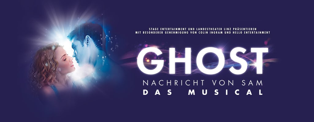 Tickets für GHOST – DAS MUSICAL im Stage Palladium Theater Stuttgart