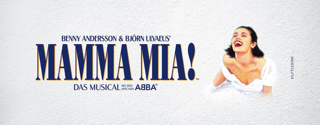 Tickets für MAMMA MIA! – DAS MUSICAL im Stage Theater des Westens Berlin
