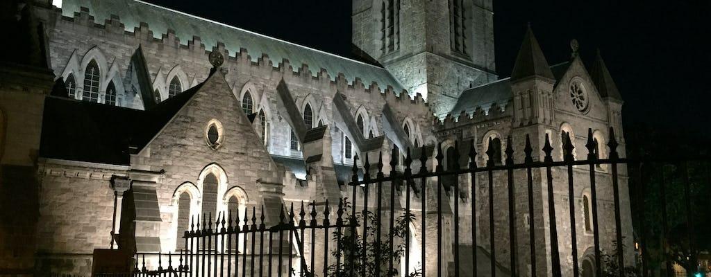 Dublin lugares assombrados e jogo de cidade de histórias de fantasmas