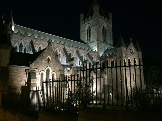 Dublin haunted places and ghost stories – city game