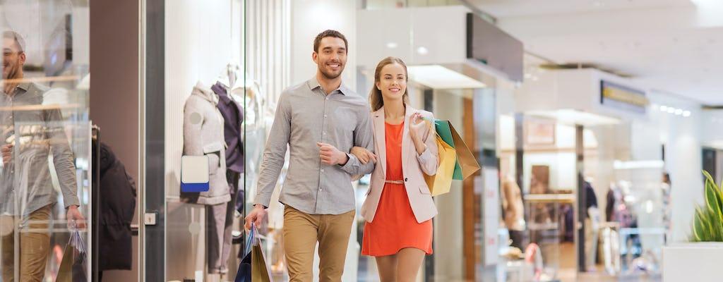 Shopping experience at McArthurGlen Designer Outlet Salzburg