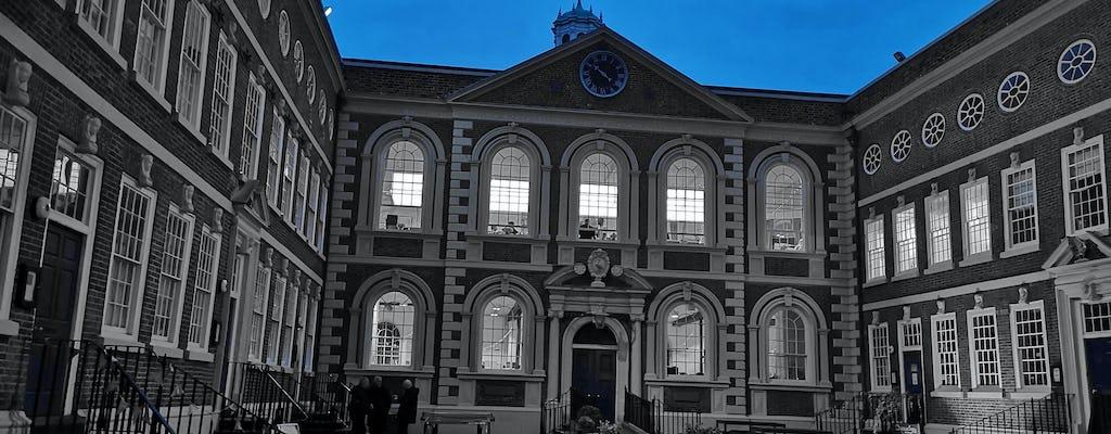 Juego de la ciudad de lugares embrujados e historias de fantasmas de Liverpool