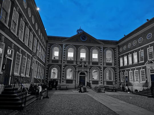 Liverpool haunted places and ghost stories – city game